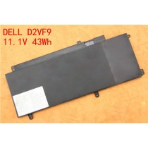 Dell D2VF9 0PXR51 11.1V/43Wh Battery