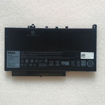 7CJRC 42Wh Replacement Battery For Dell Latitude 12 E7270 Latitude 12 E7470