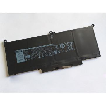 F3YGT Battery For Dell Latitude 7280 Latitude 7390 Latitude 7480 2X39G DM6WC