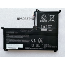 Replacement Clevo NP50BAT-4 15.2V 49Wh laptop battery