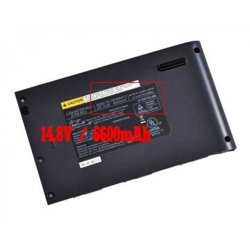 Genuine Clevo D87P D870PBAT-12 87-D87PS-496 Battery