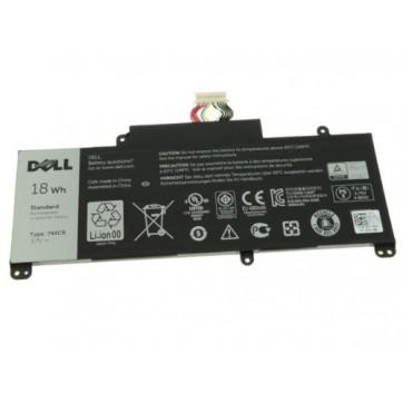 "Genuine Dell Venue 8 Pro 8"" Tablet T01D 74XCR 3.7V 18Wh Battery"