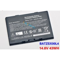 Motion 4UPF673791-1-T1060 BATZSX00L4 43Wh Battery