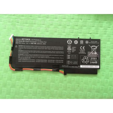 Acer Aspire P3-171-6820 AC13A3L 7.6V 40Wh Battery
