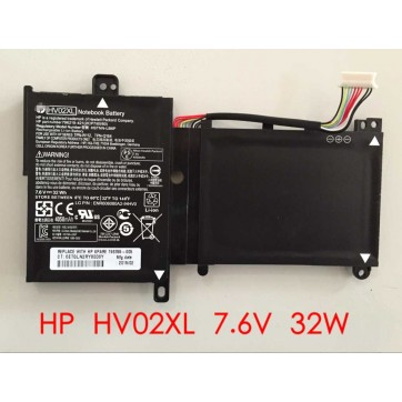 Genuine Original HP HSTNN-LB6P TPN-Q164 HV02XL Battery