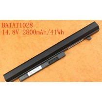 Genuine  Benq X41 BATAT1028 4UR18650-T0880(QAT10) Laptop Battery