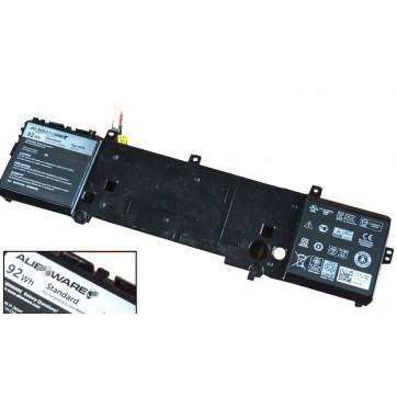 191YN Genuine Dell Alienware 15 Series ALW15ED-1718 Laptop Battery
