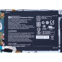 DO02XL Genuine  Hp Pavilion x2 10-n013dx HSTNN-LB6Y 810749-421 Battery