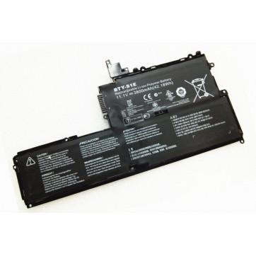 Genuine MSI BTY-S1E S20-i541 UltraSlider Ultrabook Slider S20 Battery
