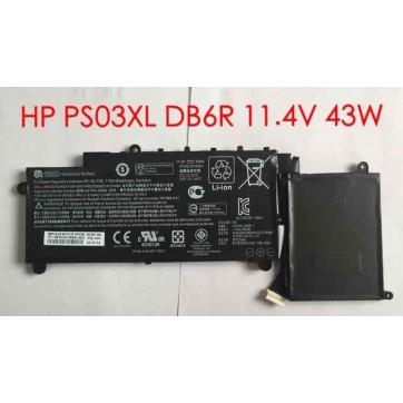 Genuine HP Pavilion X360, 787520-005, ps03xl laptop battery