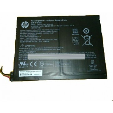 Genuine HP Pavilion X2 10-K010NR Tablet 789609-001 3.8V 35Wh battery