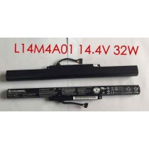 Genuine Original  l14m4a01 laptop  battery for lenovo l14m4a01 laptop 14.4V 32Wh