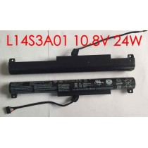 L14S3A01 original Lenovo L14S3A01 10.8V 24Wh battery