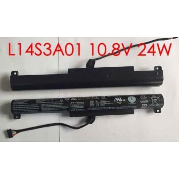 L14S3A01 original Lenovo L14S3A01 10.8V 24Wh battery