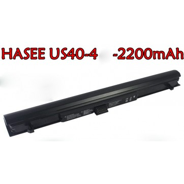 Genuine Hasee S400 T400 US40-4S2200-G1L3 14.4V 2200mAh Battery
