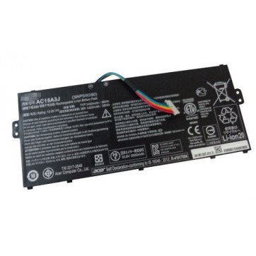 Acer Chromebook CB3-131 CB5-132T AC15A3J Laptop Battery