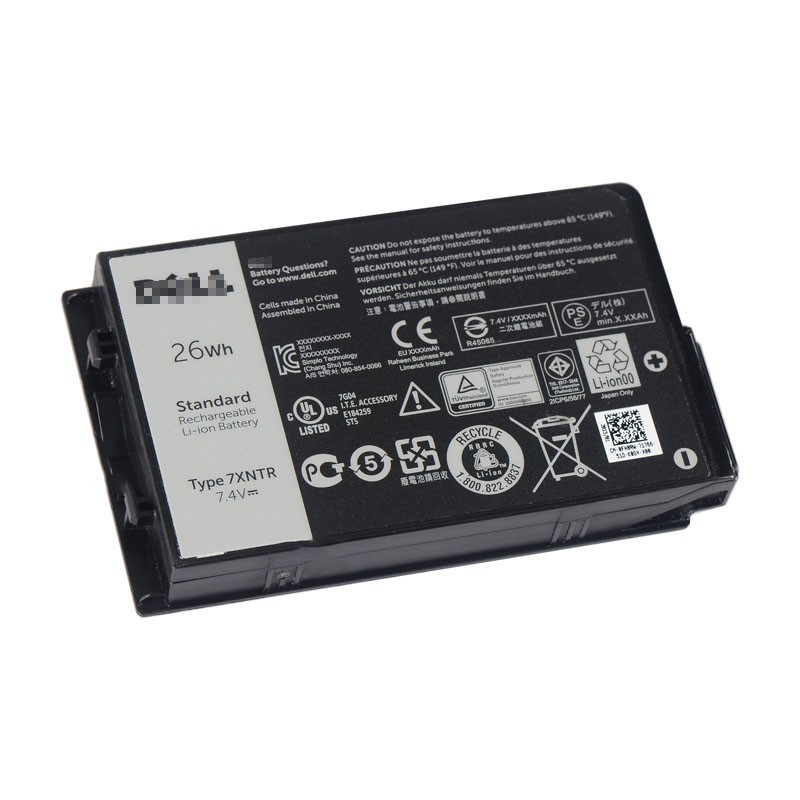 Genuine Dell Latitude 12 7202 Rugged Tablet Fh8rw 7xntr
