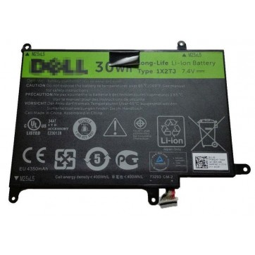 30Wh 1X2TJ X21HF Genuine Battery for Dell Latitude ST St-lst01