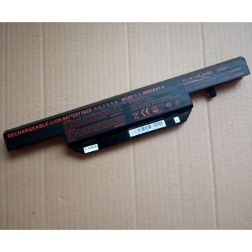 Original Clevo N650BAT-6  6-87-N650S-4UF1 4400mAh 6Cell Battery