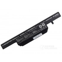 Hasee K610C, K610C-i5 D1,  W650BAT-6 11.1V/4400mAh Laptop Battery