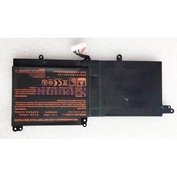 Genuine Clevo Sager NP3130 N130BAT-3 6-87-N130S-3U9A Battery