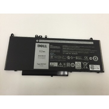 Genuine Dell R0TMP 6MT4T 7V69Y Latitude 15 5000 Battery