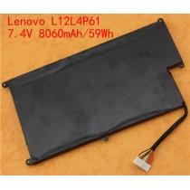 Lenovo  2ICP4/79/101-2 L12L4P61 7.4V/8060mAh 59Wh Battery