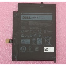 Genuine Dell Latitude 7285 YX0XH 0WYCVV 34Wh 7.6V battery